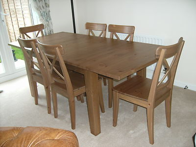 Stornas dining table storn 196 s extendable table ikea for Ikea stornas table